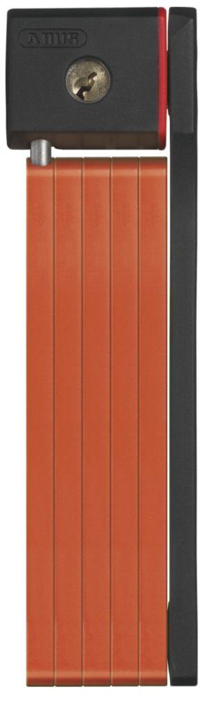 ABUS Bordo 5700 taittolukko - Oranssi