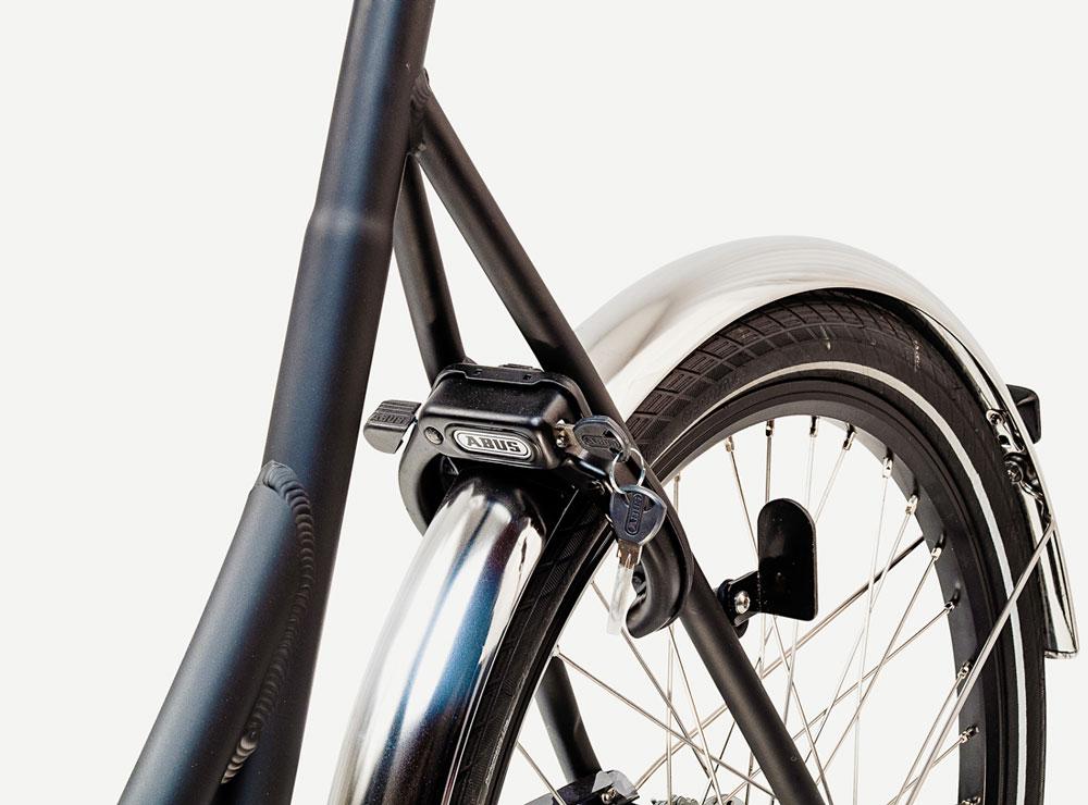 Christiania Bikes ABUS lukko