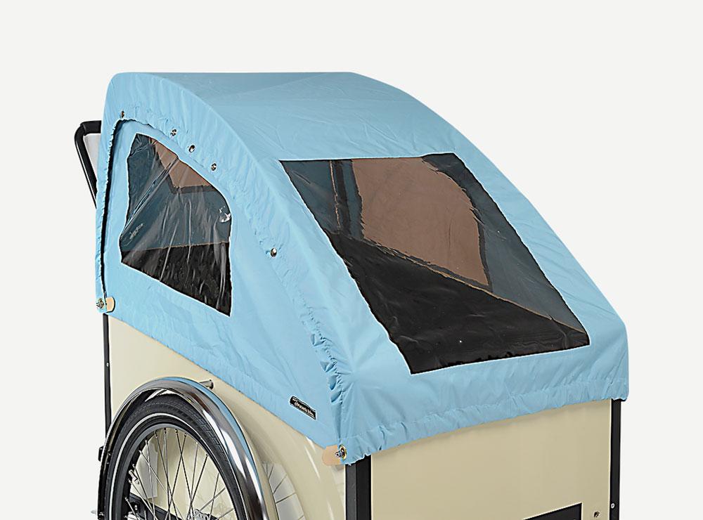 Christiania Bikes Bugatti kuomu - Useita värejä