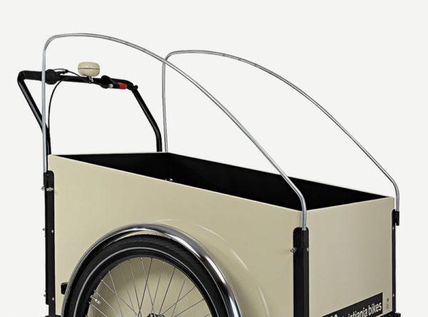 Christiania Bikes Bugatti kuomun kaaret