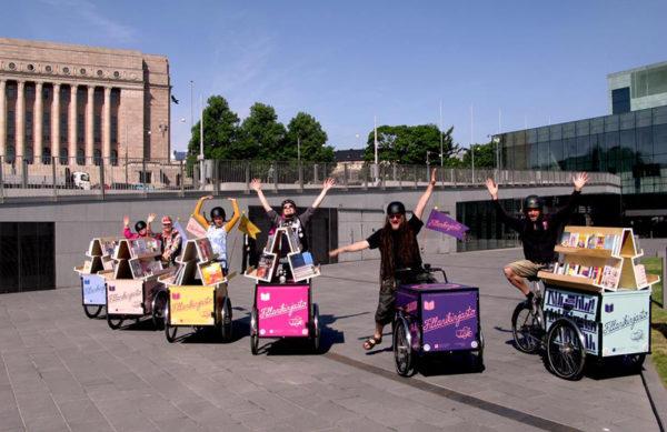 Christiania Bikes P-Box laatikkopyörä