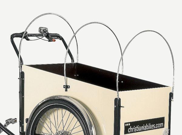Christiania Bikes Preeriakuomun kaaret