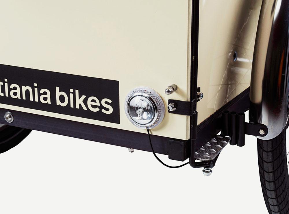 Christiania Bikes Reelight valosarja
