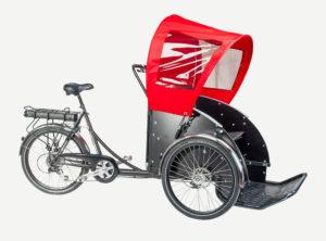 Christiania Bikes Taxi Kuomu