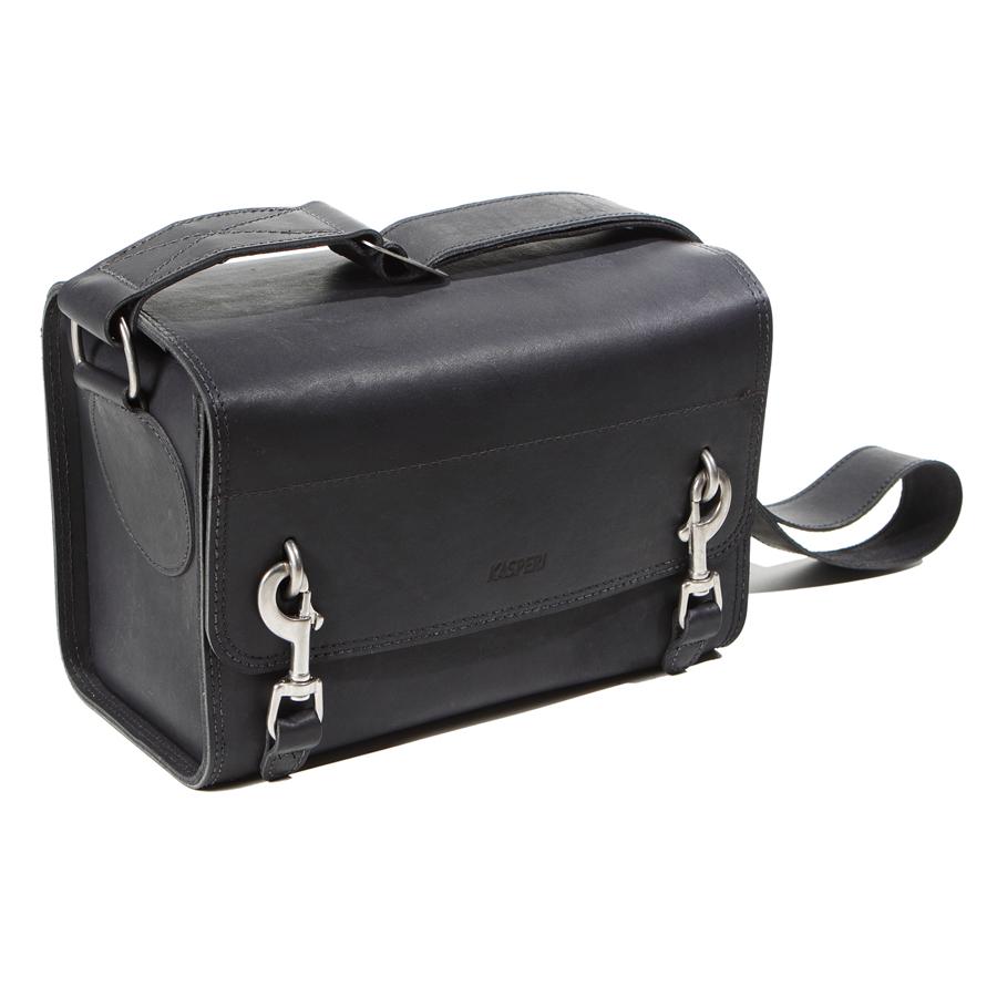 Kasperi kameralaukku - musta