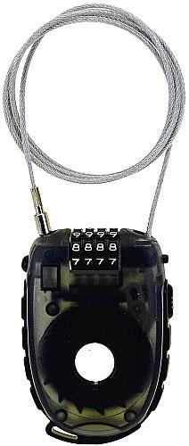 M-Wave vaijerilukko numerolukituksella