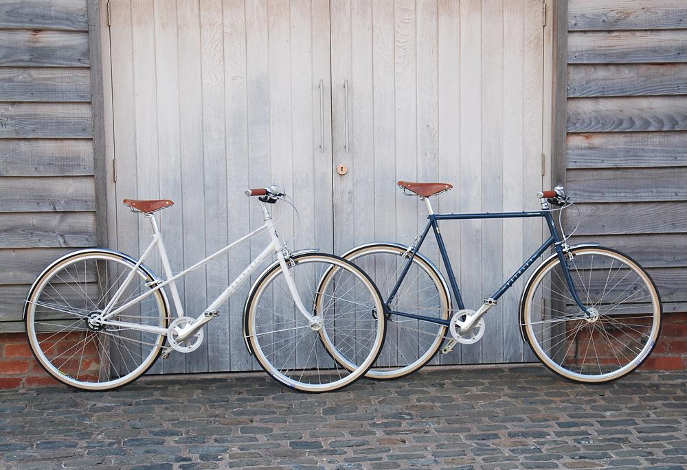 Pashley Aurora Naisten pyörä