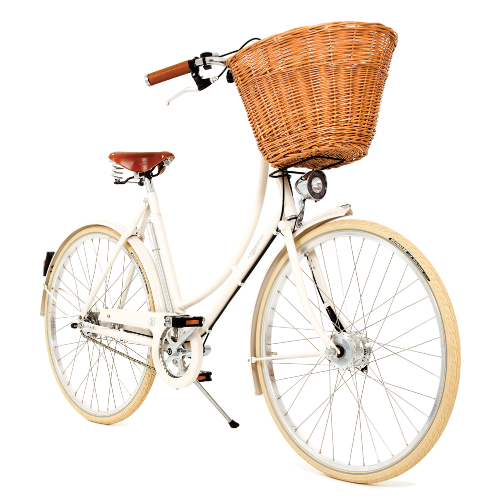 Pashley Britannia Old English White