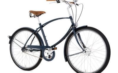 Pashley Parabike 5-vaihteinen miesten pyörä – Sininen