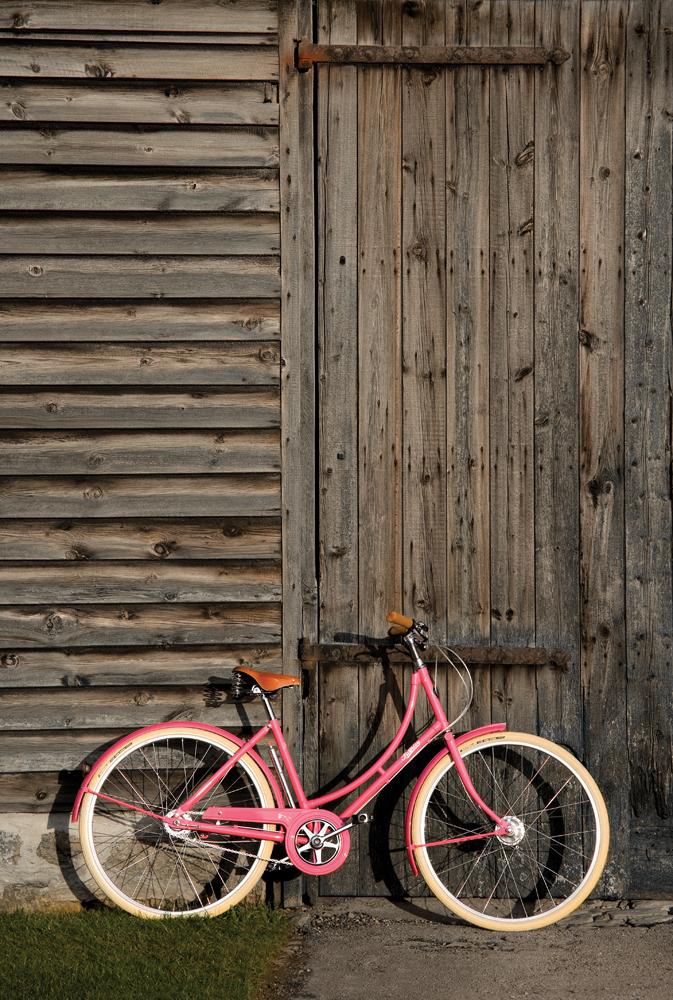 Pashley Poppy - Pinkki