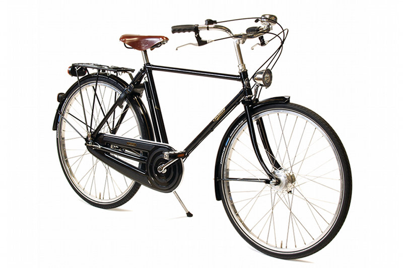 Pashley Roadster Sovereign 26 - Musta