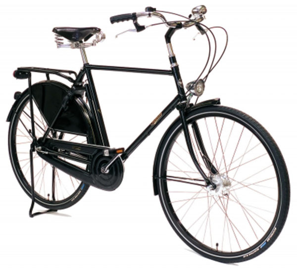 Pashley Roadster Sovereign (5v) - Musta