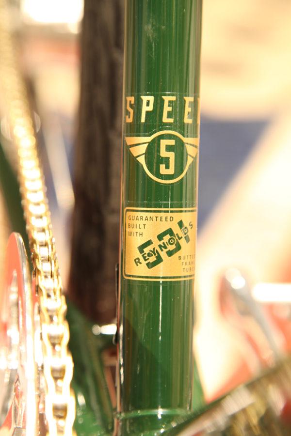 Pashley Speed 5