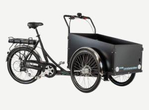Christiania Bikes laatikkopyörät