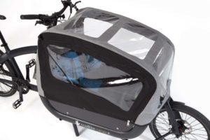 trioBike Cargo R 2-renkainen laatikkopyörä