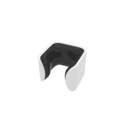 Clug Roadie Pyöräteline  - Valkoinen / Musta