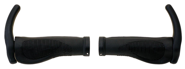 M-Wave Kädensija, muotoiltu, nousukahvat ja lukot