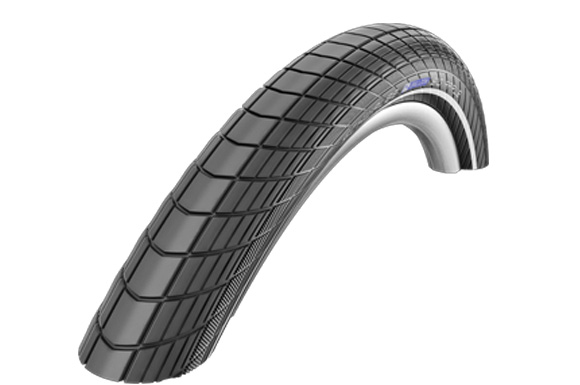 "Schwalbe Big Apple rengas - 50-507 (24"")"