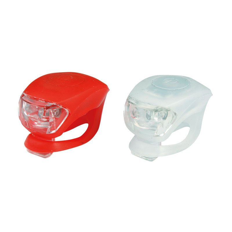 4BIKE Frontlight Froggie etuvalo