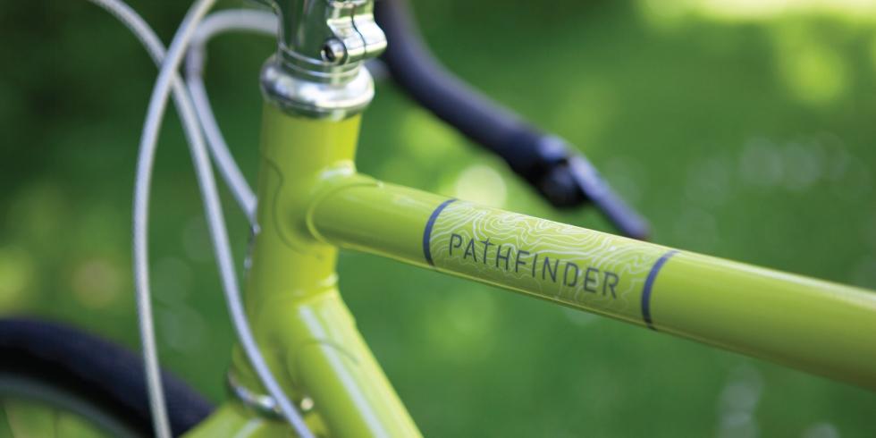 Pashley Pathfinder Trail - Keltainen