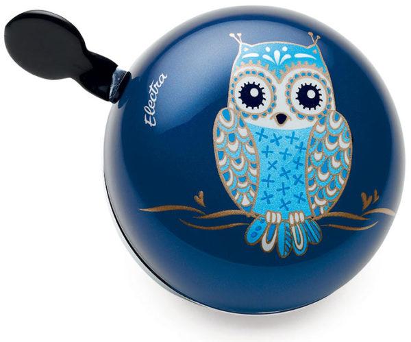Electra Night Owl Ding Dong Soittokello - Sininen