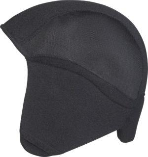 ABUS Winter Kit kypärän talvisuojus - Musta