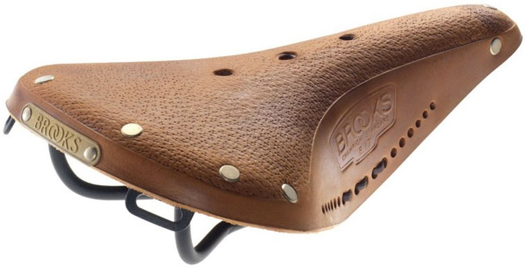 Brooks B17 Standard Satula – Aged