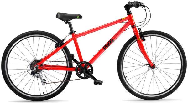 Frog Bikes 62 lasten pyörä - punainen
