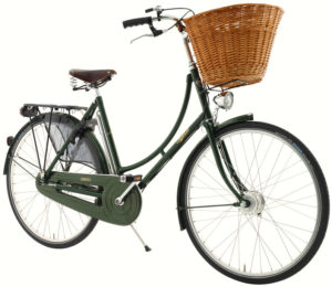 Pashley Princess Sovereign - Vihreä
