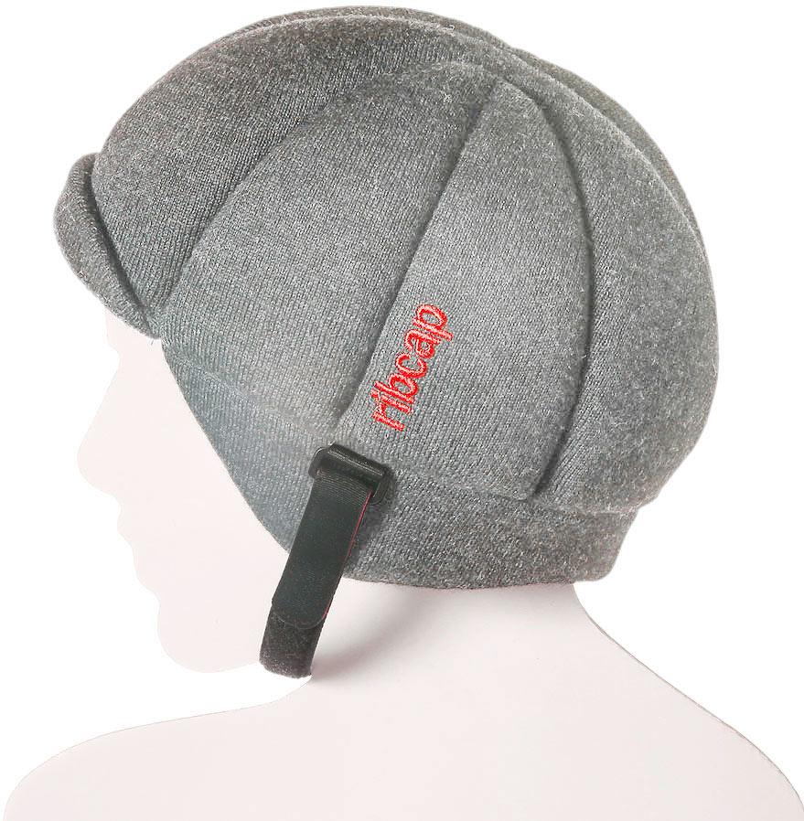 Ribcap Jackson - Harmaa