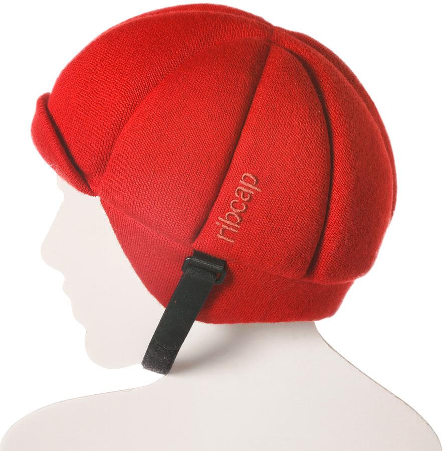 Ribcap Jackson - Punainen