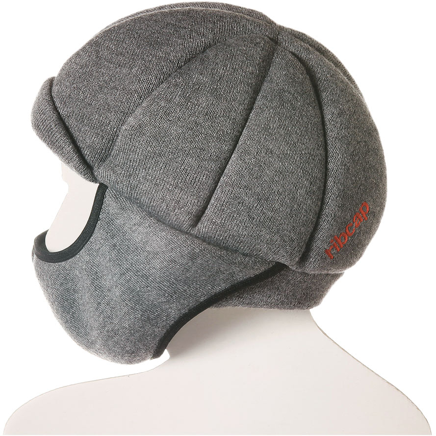 Ribcap Palmer - Harmaa