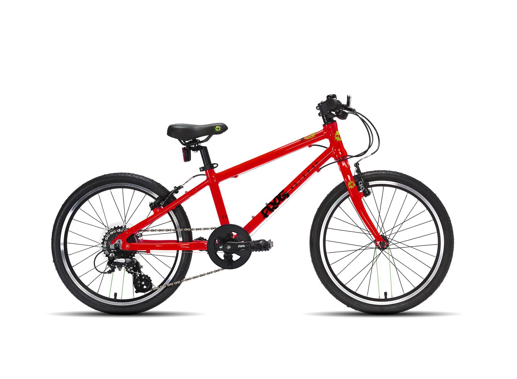 Frog Bikes 55 - Punainen