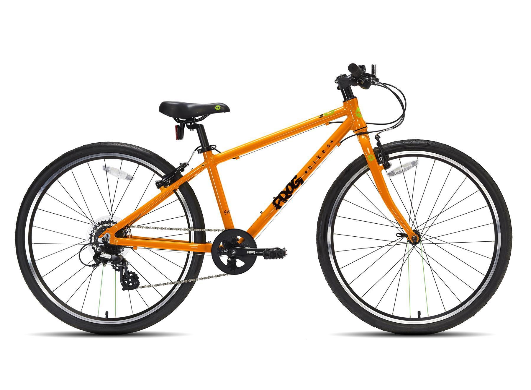 Frog Bikes 69 lasten pyörä - Oranssi