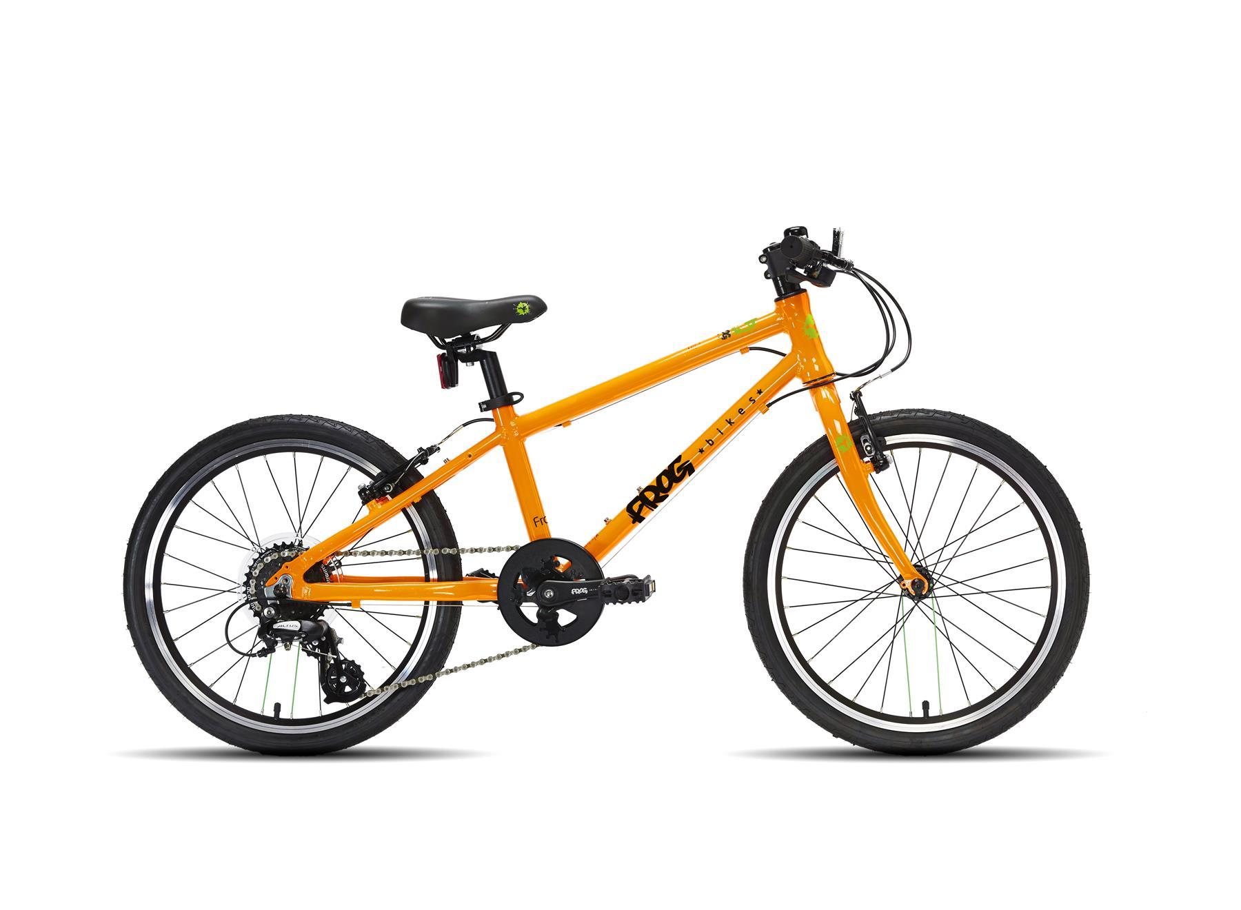 Frog Bikes 55 -Oranssi