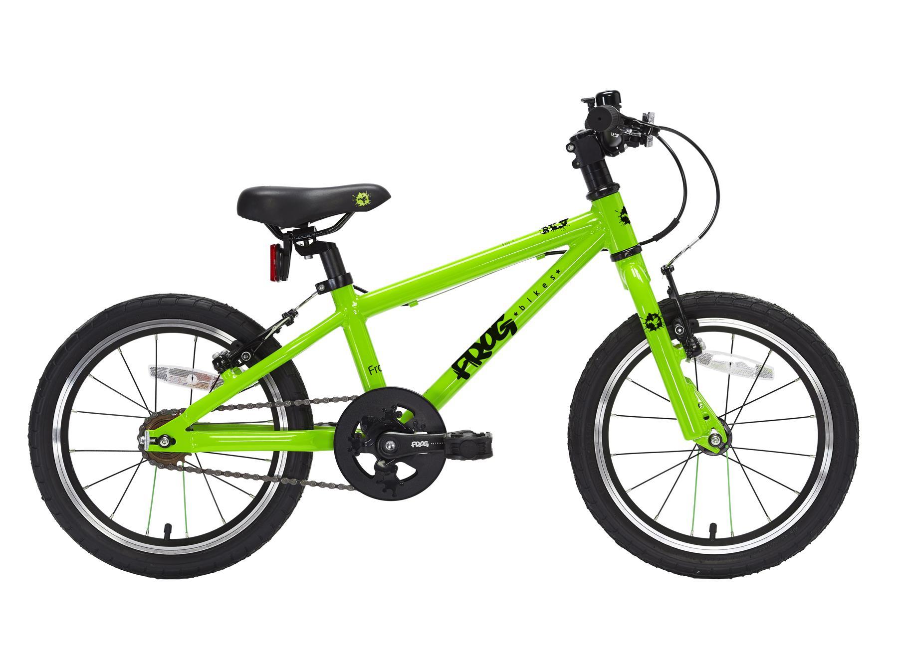 Frog pyörä 48 - vihreä