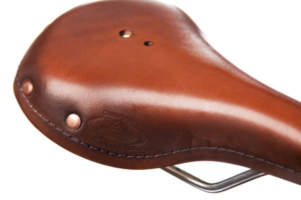 Selle Monte Grappa 1955 Old Frontier -  Ruskea