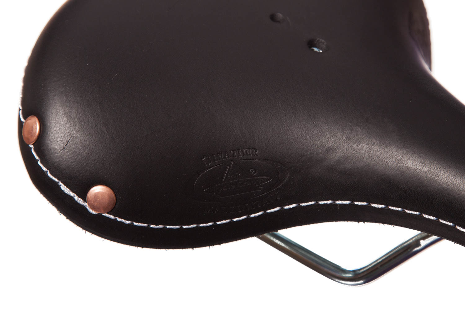 Selle Monte Grappa 1960 Old Frontier Classic - Musta