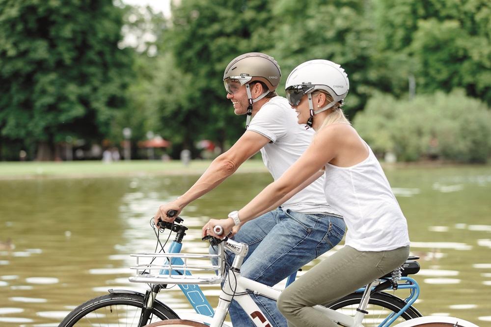 Pyöräilykypärät