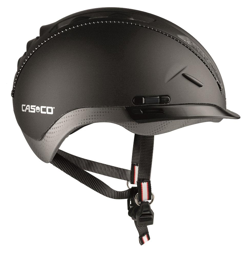 Casco Roadster pyöräilykypärä - Musta