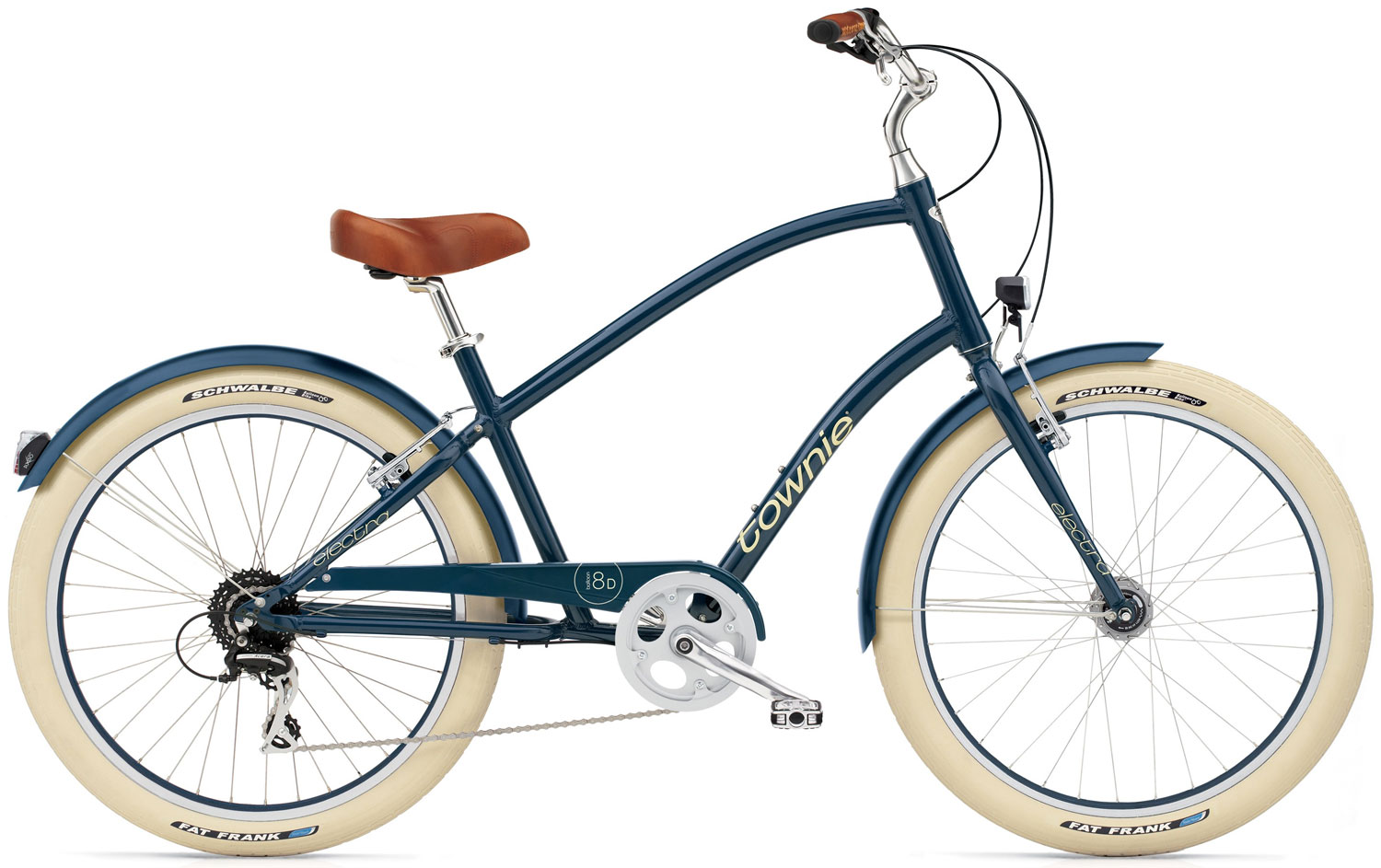 Electra Townie Balloon 8D EQ - Navy