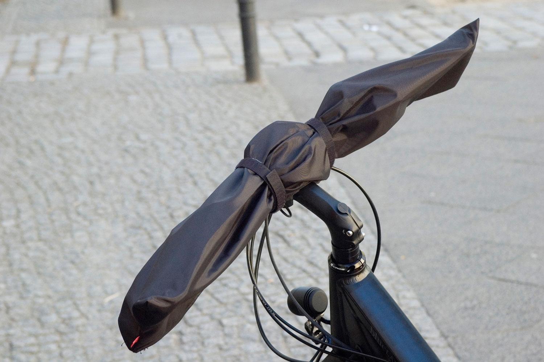 Fahrer pyörän ohjaustangon suojus