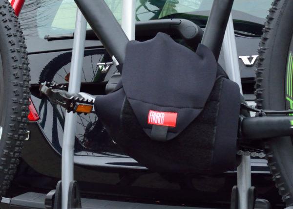 Fahrer sähköpyörän moottorin suojus
