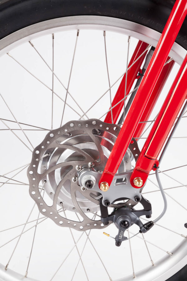 Italjet Ascot Sport sähköavusteinen pyörä