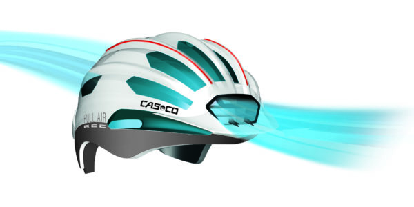 Casco FULLair maantiepyöräily ja MTB kypärä - Musta