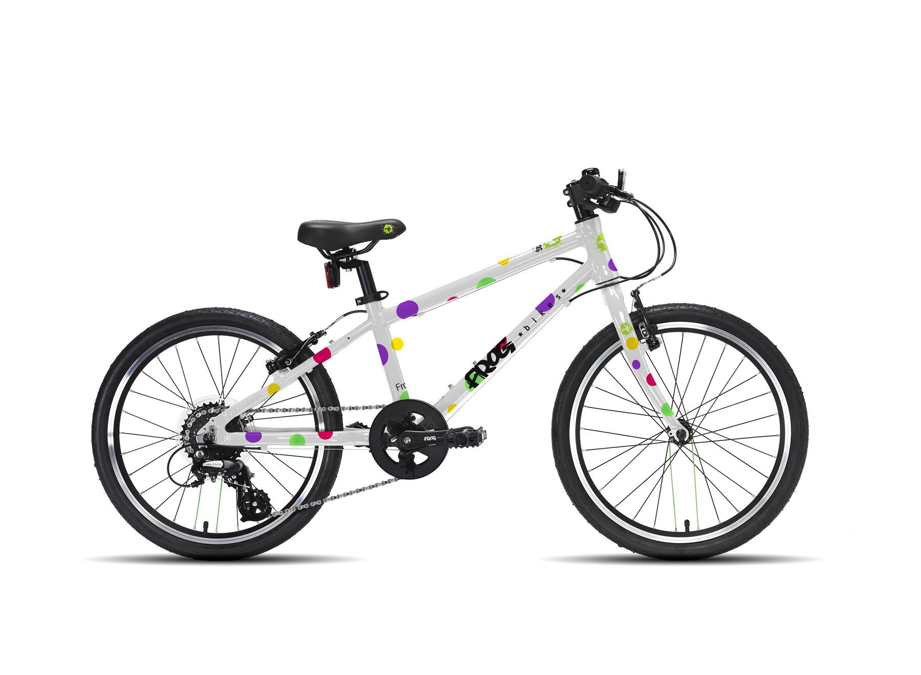 Frog Bikes 55 - Spotty