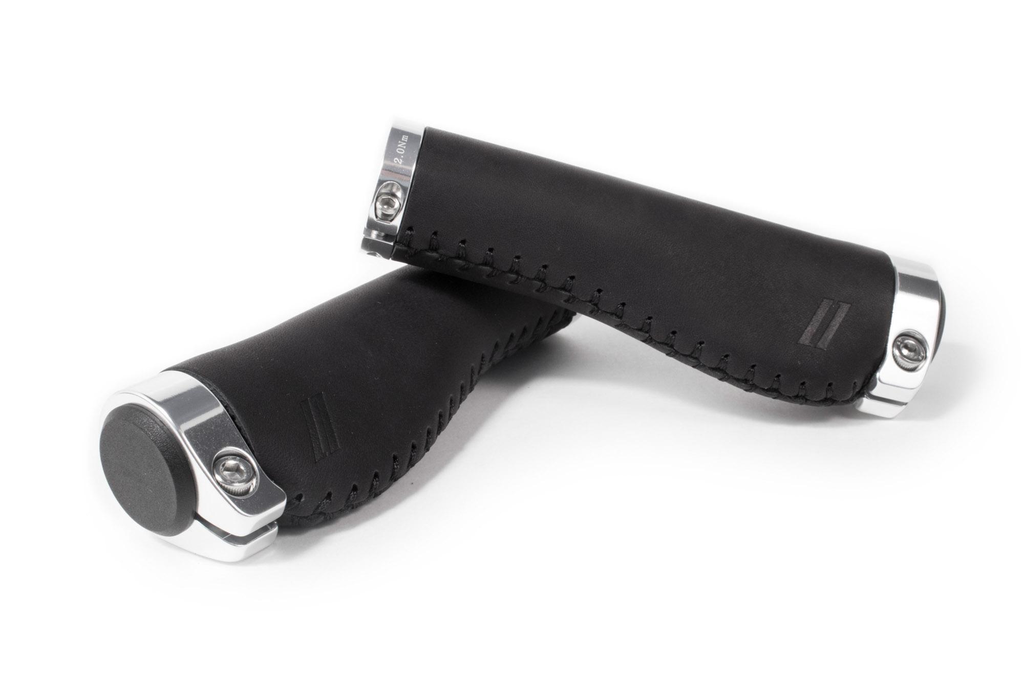 Schindelhauer ergo nahkagripit - Musta 138mm