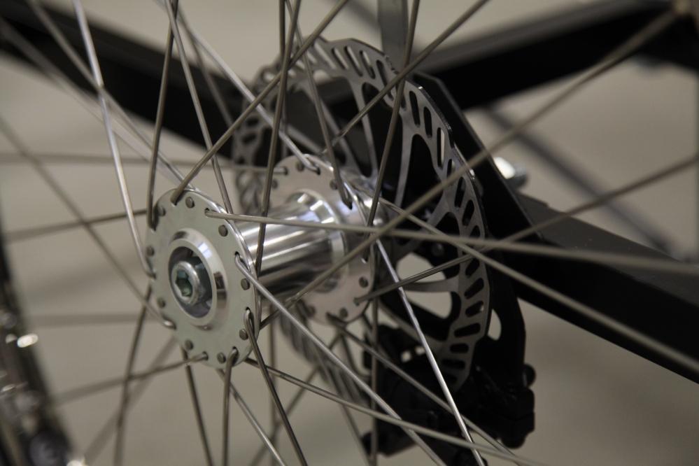 Christiania Bikes NoBox Cargo Sähköavusteinen laatikkopyörä