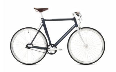 Schindelhauer Ludwig VIII miesten pyörä- Tumman sininen
