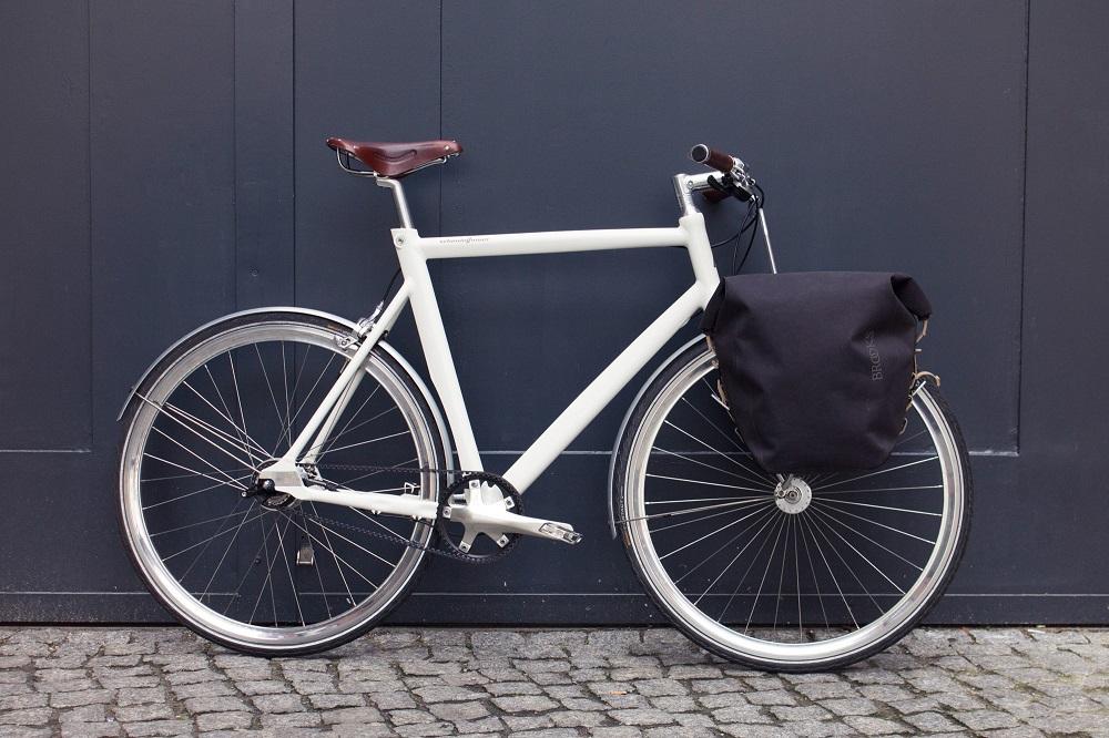 Schindelhauer pyörän etuteline